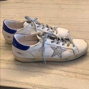 Golden Goose Shoes - Golden Goose Superstar size 41 used once